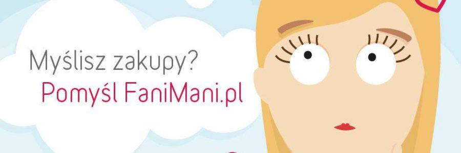 Wspieraj nas robiąc zakupy w ponad 1000 sklepach przez FaniMani.pl.