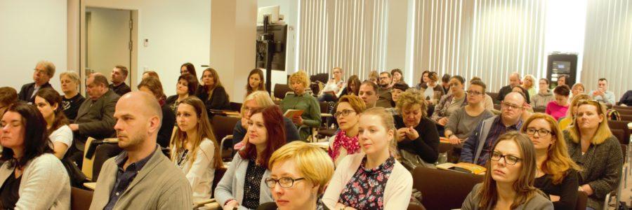 23 lutego uczestniczyliśmy w konferencji organizowanej przez Stowarzyszenie Na Tak.