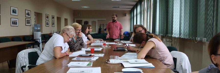 """""""Akademia Samodzielności dla osób z niepełnosprawnościami w Wielkopolsce"""" – spotkanie informacyjne."""