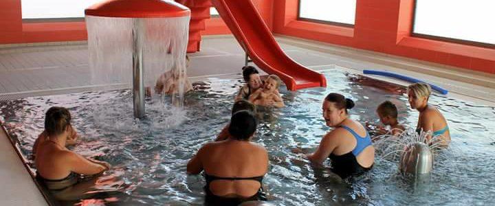 """""""Aktywna rehabilitacja"""" uczymy się kontaktu z wodą, relaksujemy, rehabilitujemy."""